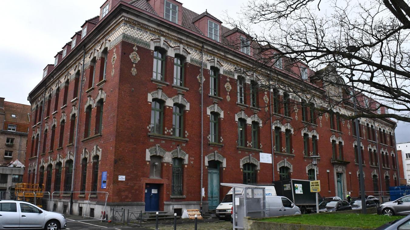Dunkerque : 800 m² de meubles et de déco débarque au collège Lamartine