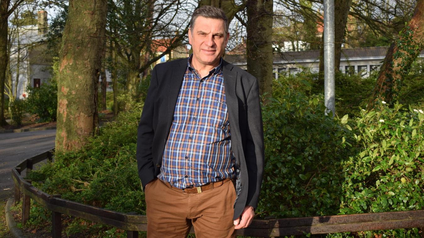 Régis Altazin est le troisième candidat à se déclarer, en vue des élections de mars à Saint-Martin.