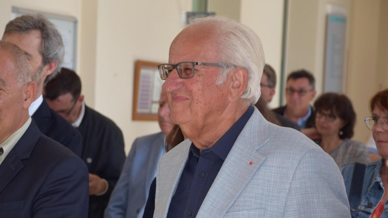 Jean-Marie Krajewski a été conseiller départemental pendant 32 ans et maire de Berck de 2008 à 2014.