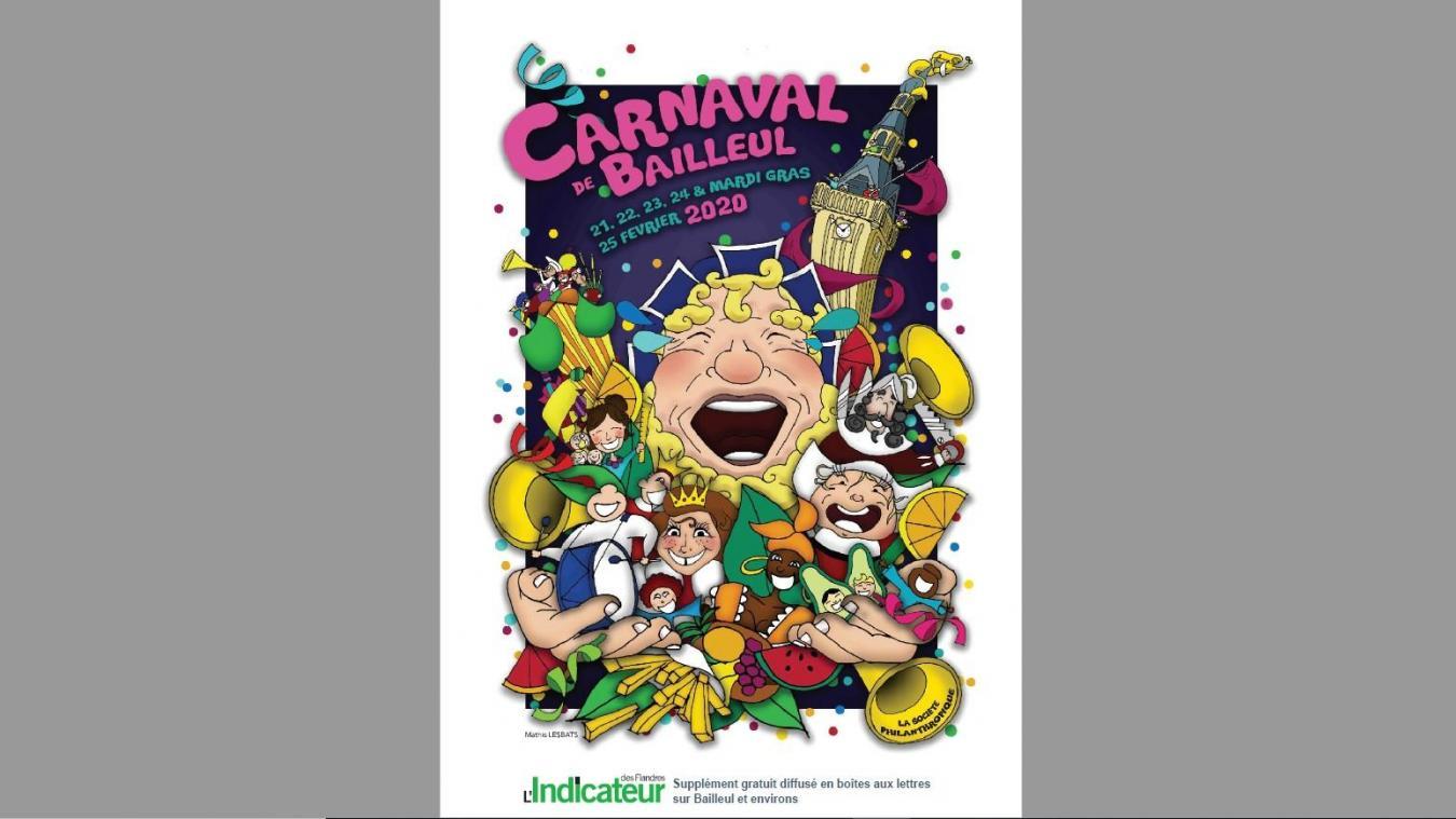 Que la tradition du Carnaval de Bailleul se perpétue !