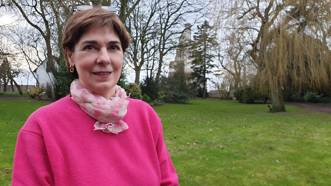 Arrivée en France en 2001, Maureen Searle a obtenu ses papiers français en octobre dernier.