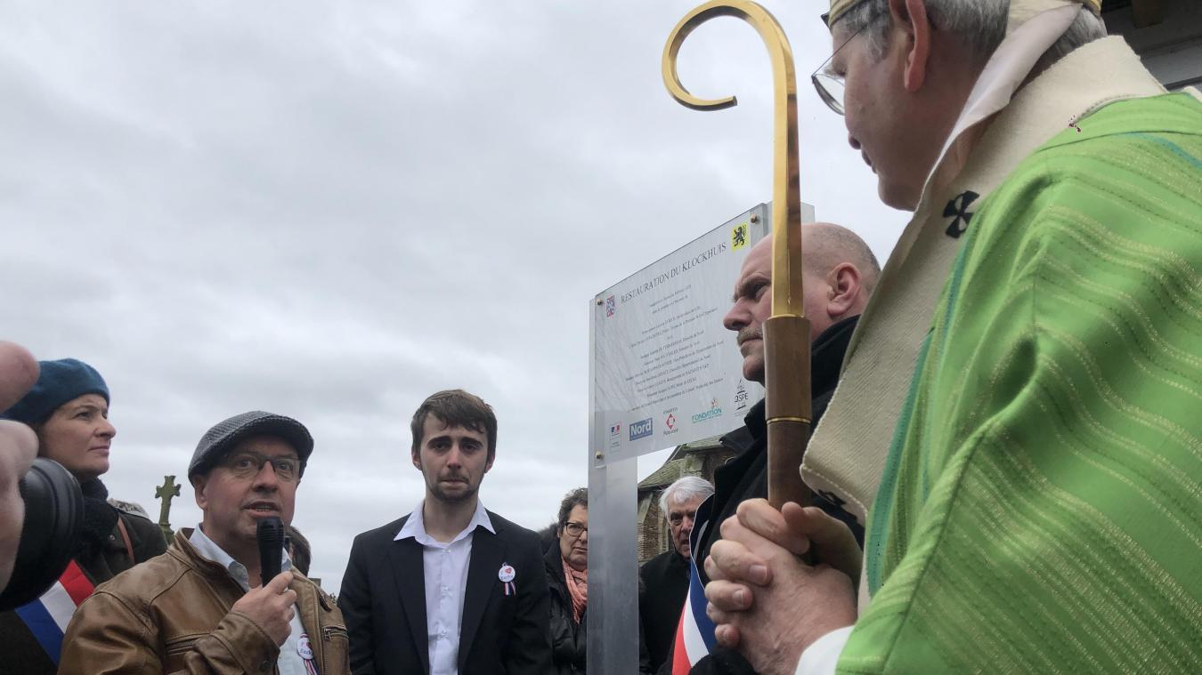 Dimanche 9 février, le Klockhuis a été inauguré après un peu plus d'un an de travaux.