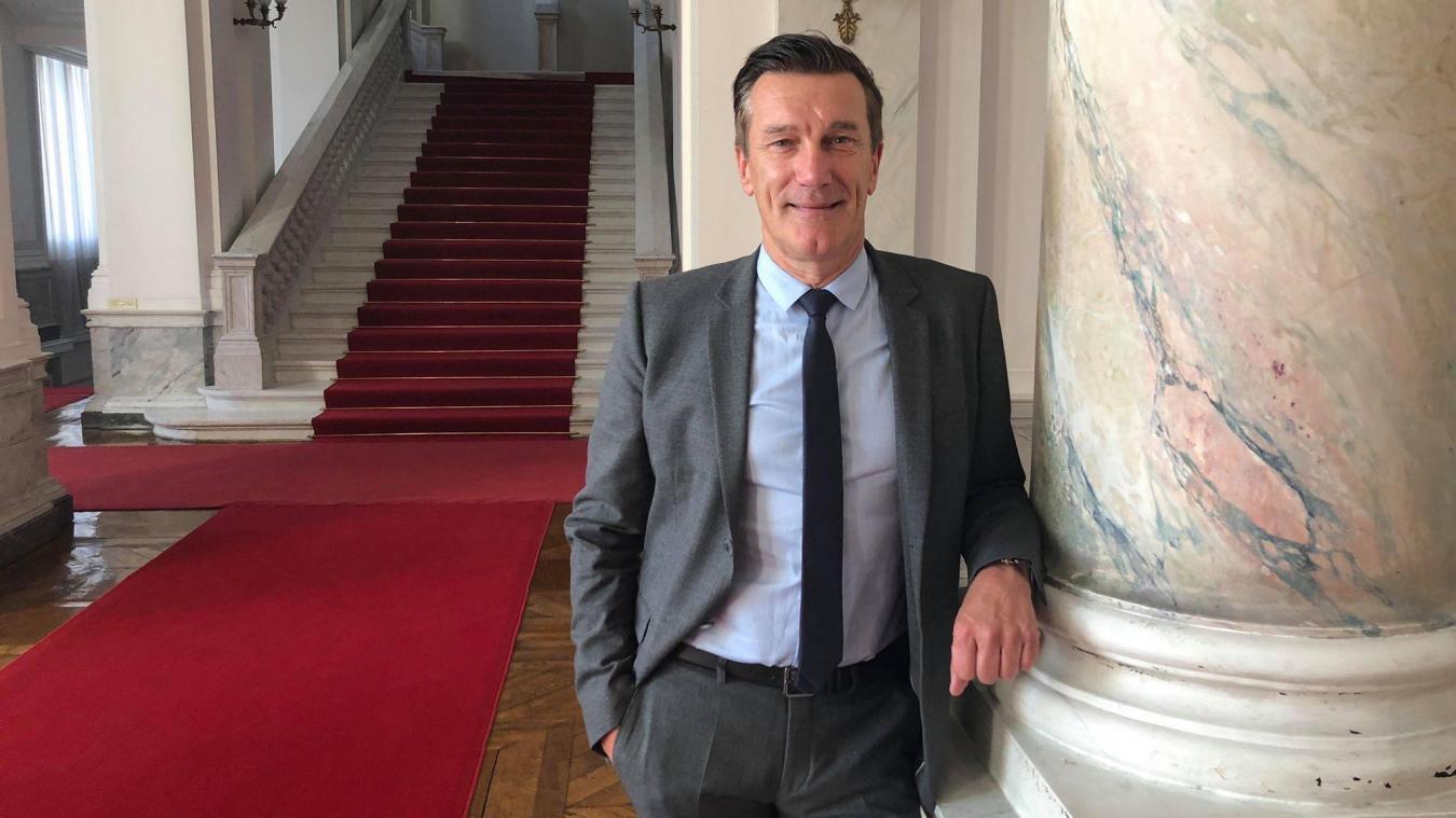 Le maire d'Estaires brigue un troisième mandat.