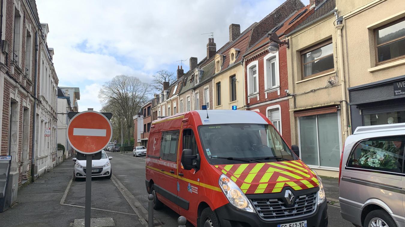 Béthune : un homme renversé par une voiture près de la place Foch