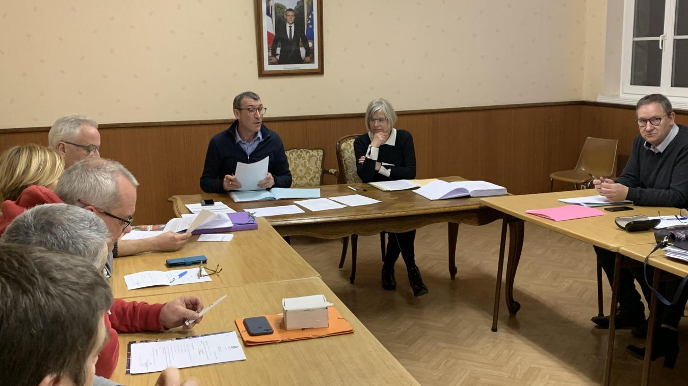 Camblain-Châtelain : Lelio Pedrini iniste sur les rôles et devoirs de l'élu local