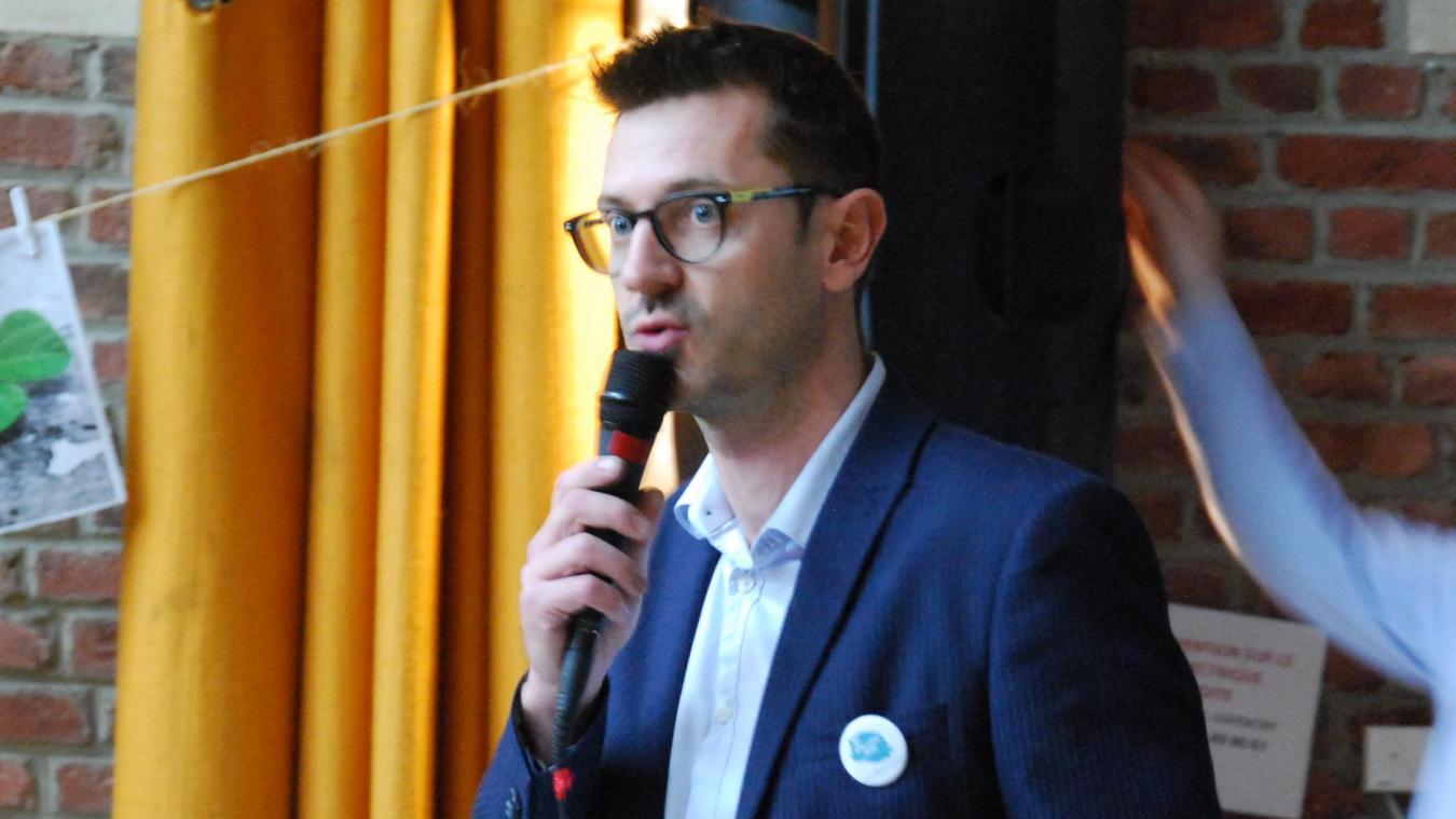 Maxime Deplancke n'a pas été tendre avec ses concurrents.