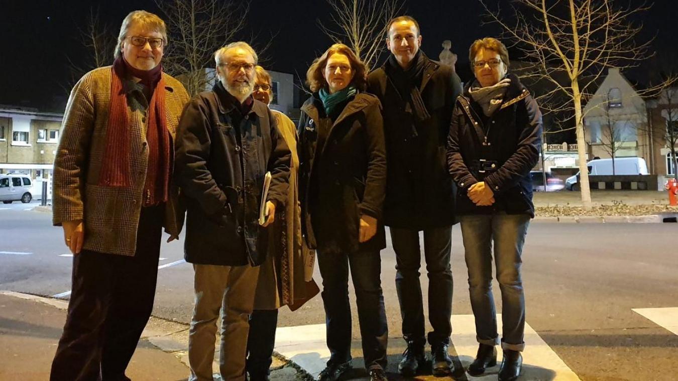 Lens : Frédéric Cotton mène une liste France Insoumis
