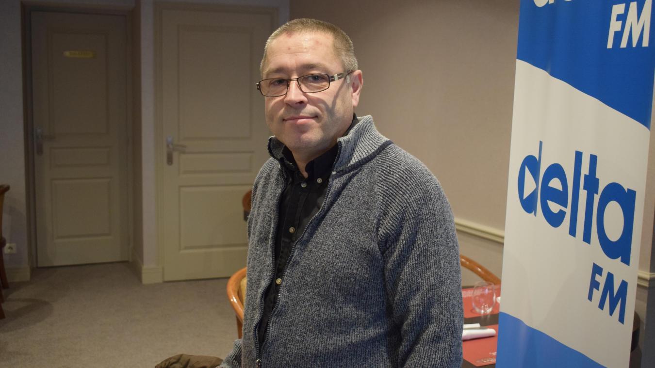 Gérard Livenais, 52 ans, se revendique comme l'alternative, le troisième choix pour les Portelois.