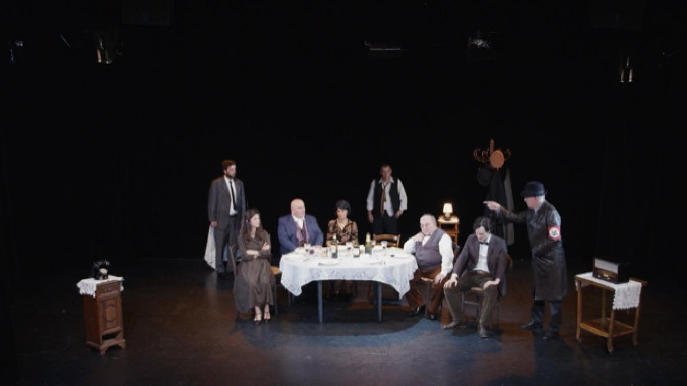 La troupe « L'atelier du lundi » sera sur la scène hesdinoise.