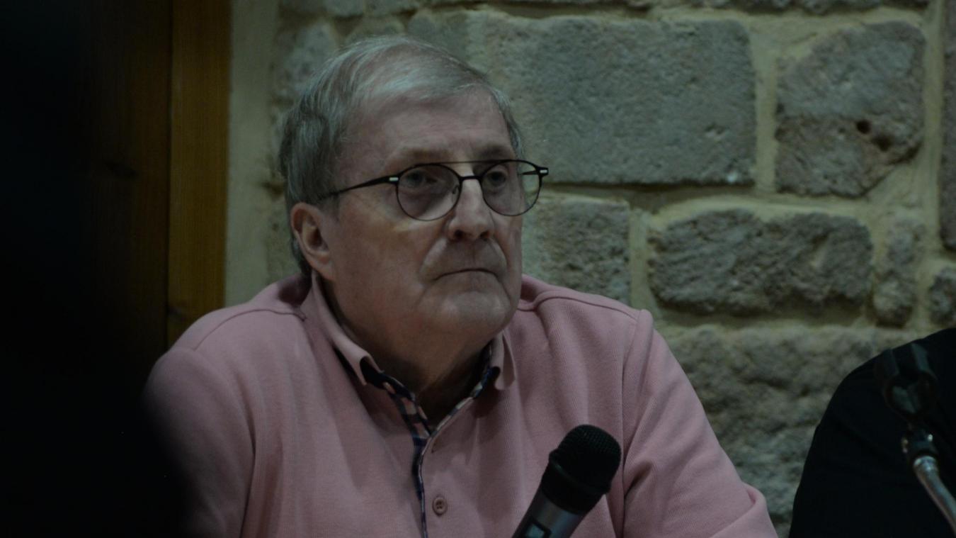 Bernard Evrard, qui achève son premier mandat en tant que maire de la commune, n'en n'a pas fini avec la vie municipale !
