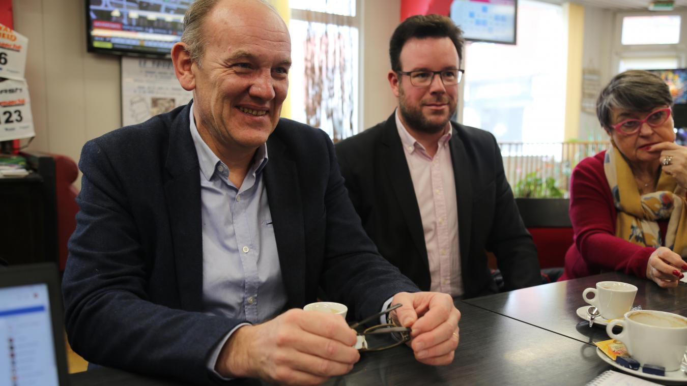 Un député et un maire, conseiller régional qui plus est, pour le prix d'un... voilà ce que propose le duo Fasquelle-Jouvenel