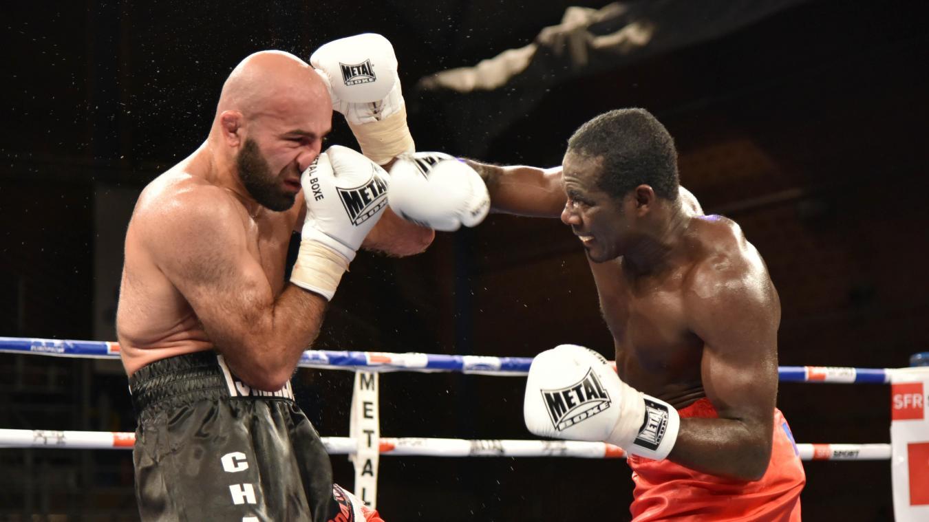 À l'affiche, le combat qui opposera Joseph Mulema à Mevludin Suleymani dans la catégorie des poids moyens.