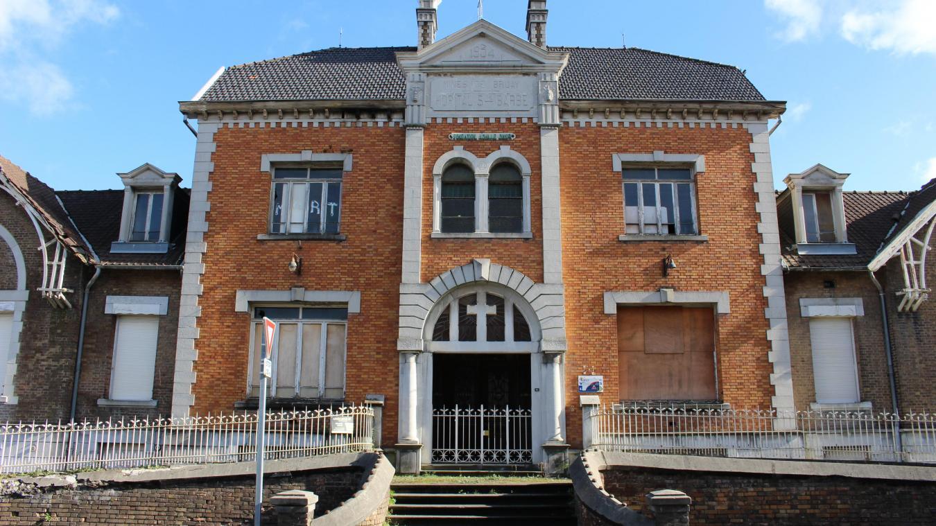 Bruay-la-Buissière: quel avenir pour l'hôpital Sainte-Barbe?