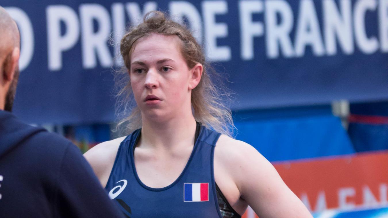 Après les championnats d'Europe, ce sont les championnats de France qui attendent Pauline Lecarpentier.