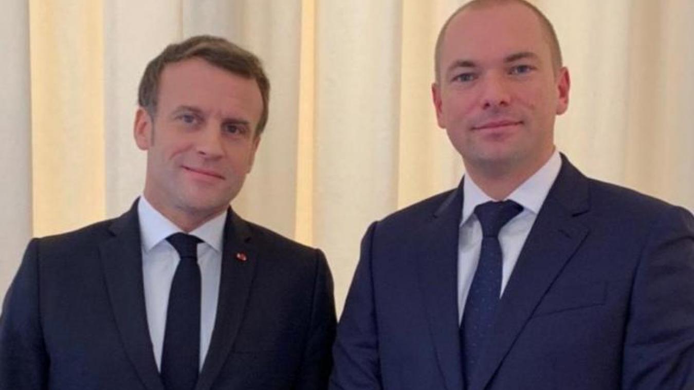 Au Touquet, le Président Macron s'invite dans le débat municipal