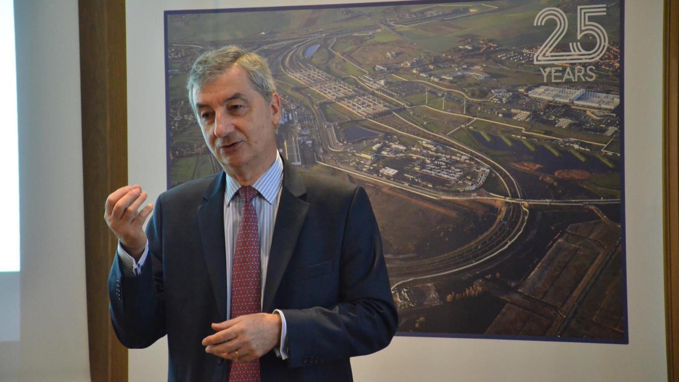 Le président de Getlink soutient la cause de la fluidité du trafic Transmanche des deux côtés du Détroit.