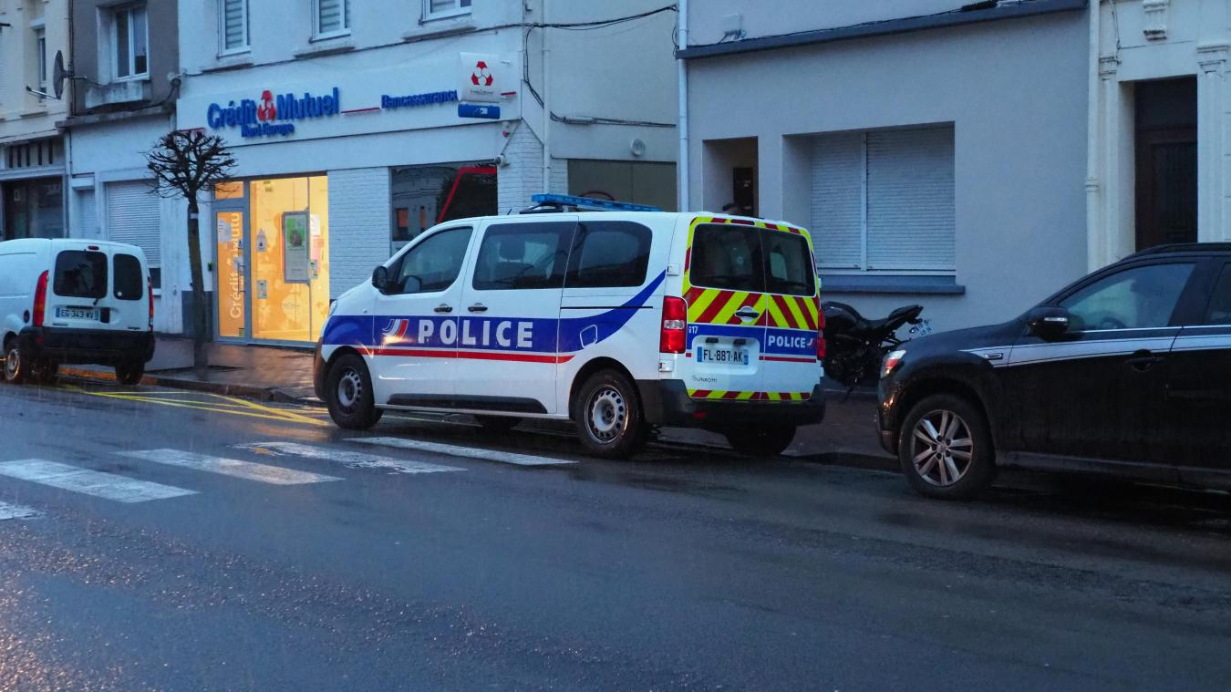 La police est restée plusieurs heures dans le logement boulevard de l'Egalité.