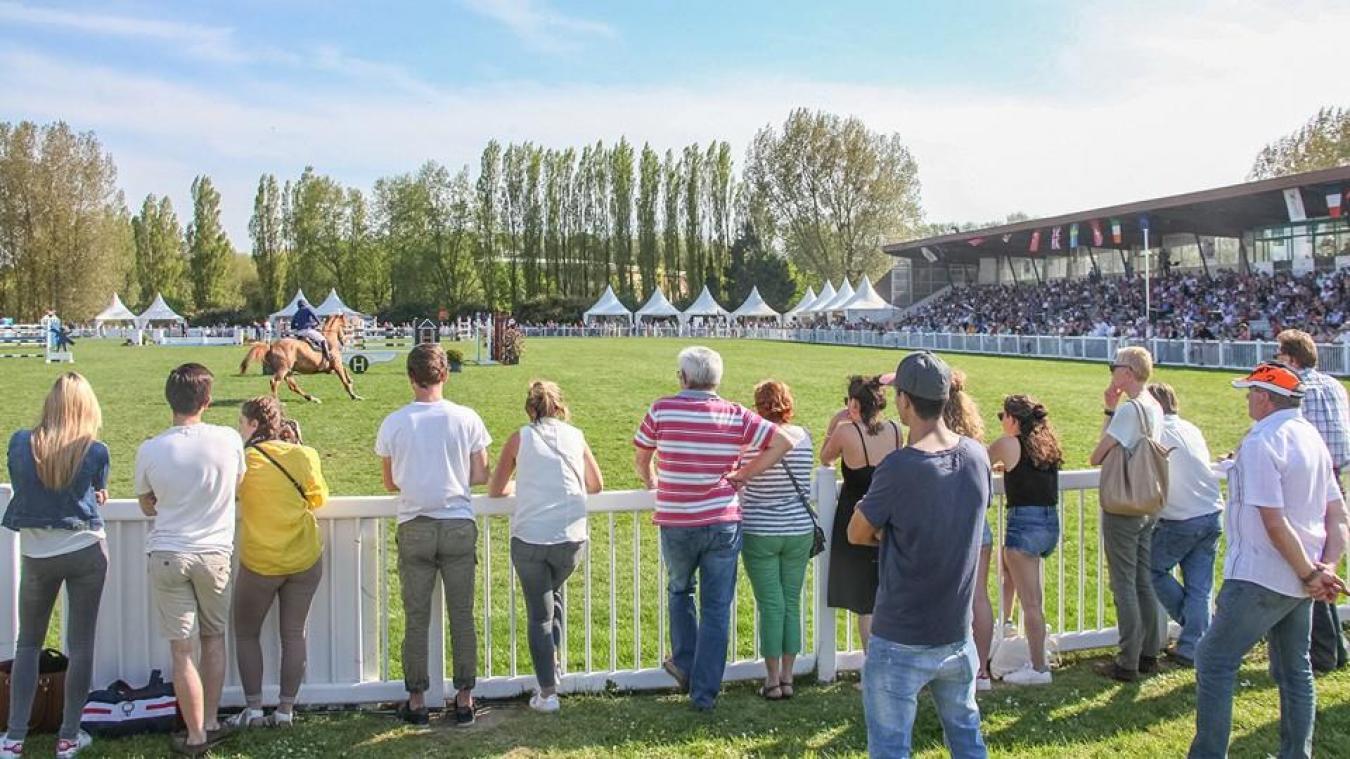 840 cavaliers attendus ce week-end au Touquet