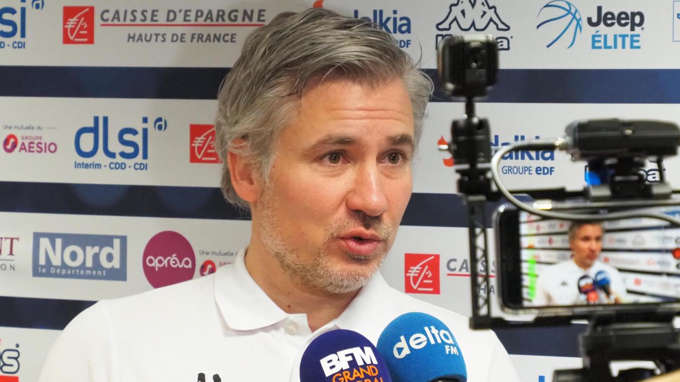Serge Crèvecoeur a 11 matchs pour sauver Gravelines en première division.