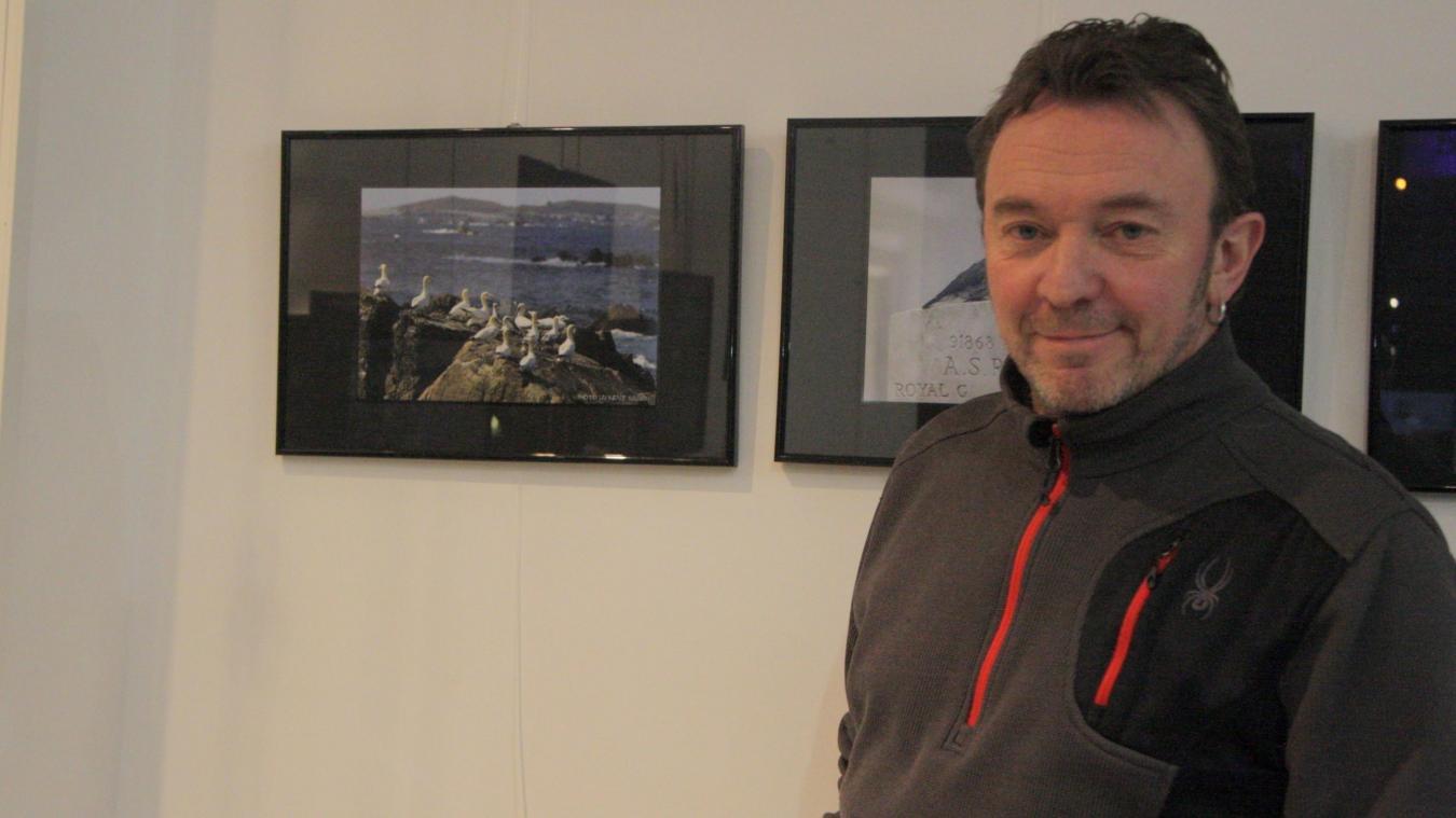 Laurent Raison va exposer certaines de ses photographies animalières, à Tirages d'Art Toi.