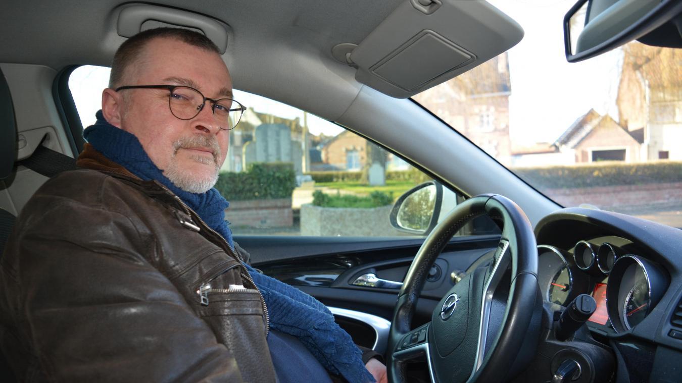 Boris Briche regrette le départ du commissariat et prône une police municipale armée, mais d'armes non létales.
