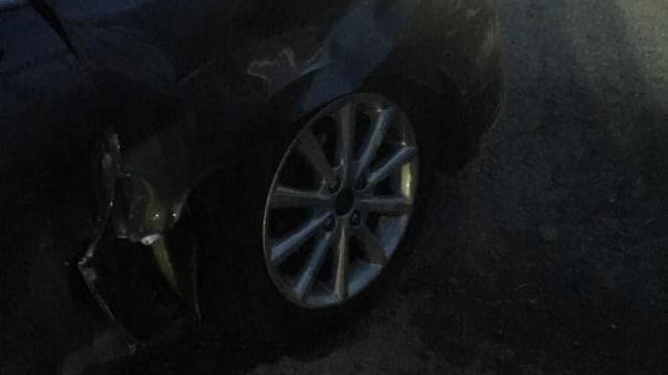 L'accident s'est produit ce vendredi 21 février dans la soirée.