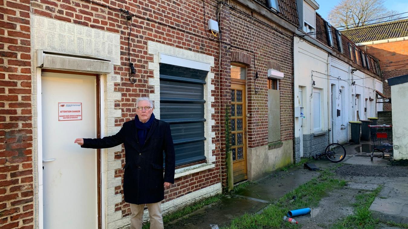 Philippe Mahieu pointe le besoin de logements
