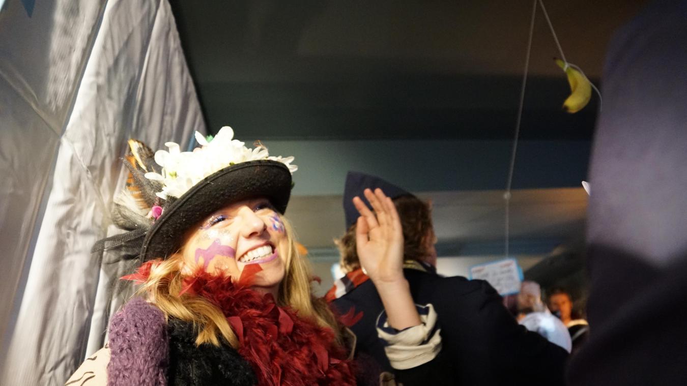 Dunkerque : Violette, championne 2020 du Cri de la mouette ! (Photos et vidéo)