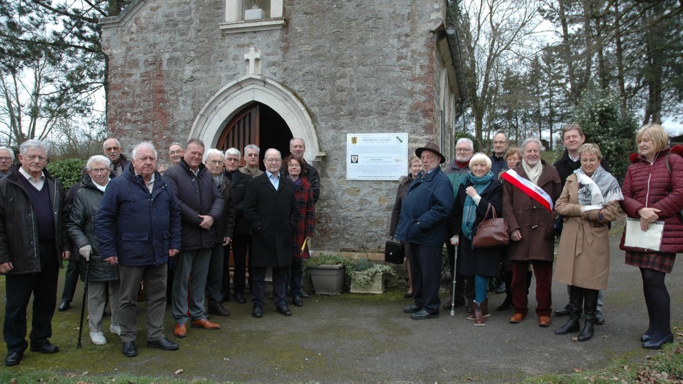 Flamands et Français honorent Sainte Godeleine