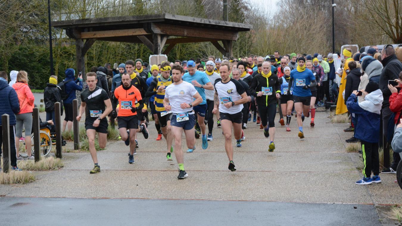 La course a eu lieu dimanche 23 février.