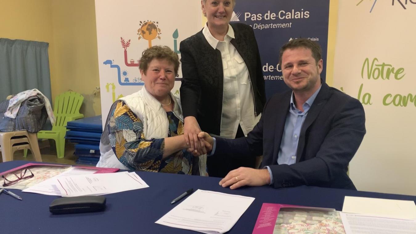 Calonne-Ricouart : ensemble pour le développement