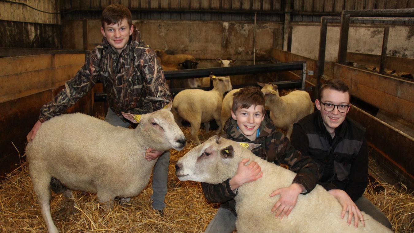 Pour la cinquième année consécutive, Laurence et Freddy participent au Salon de l'agriculture