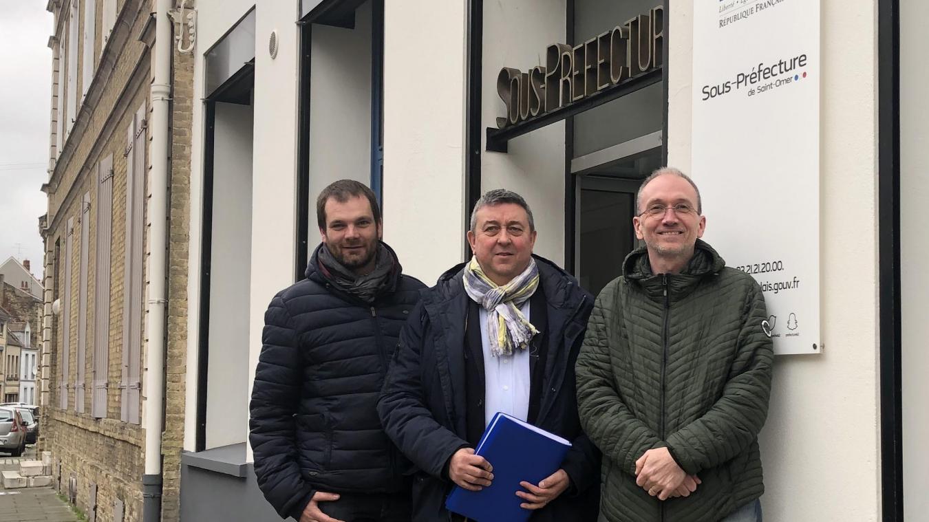 Aire-sur-la-Lys: Didier Rys a déposé les 29 noms de sa liste pour une «Aire nouvelle»