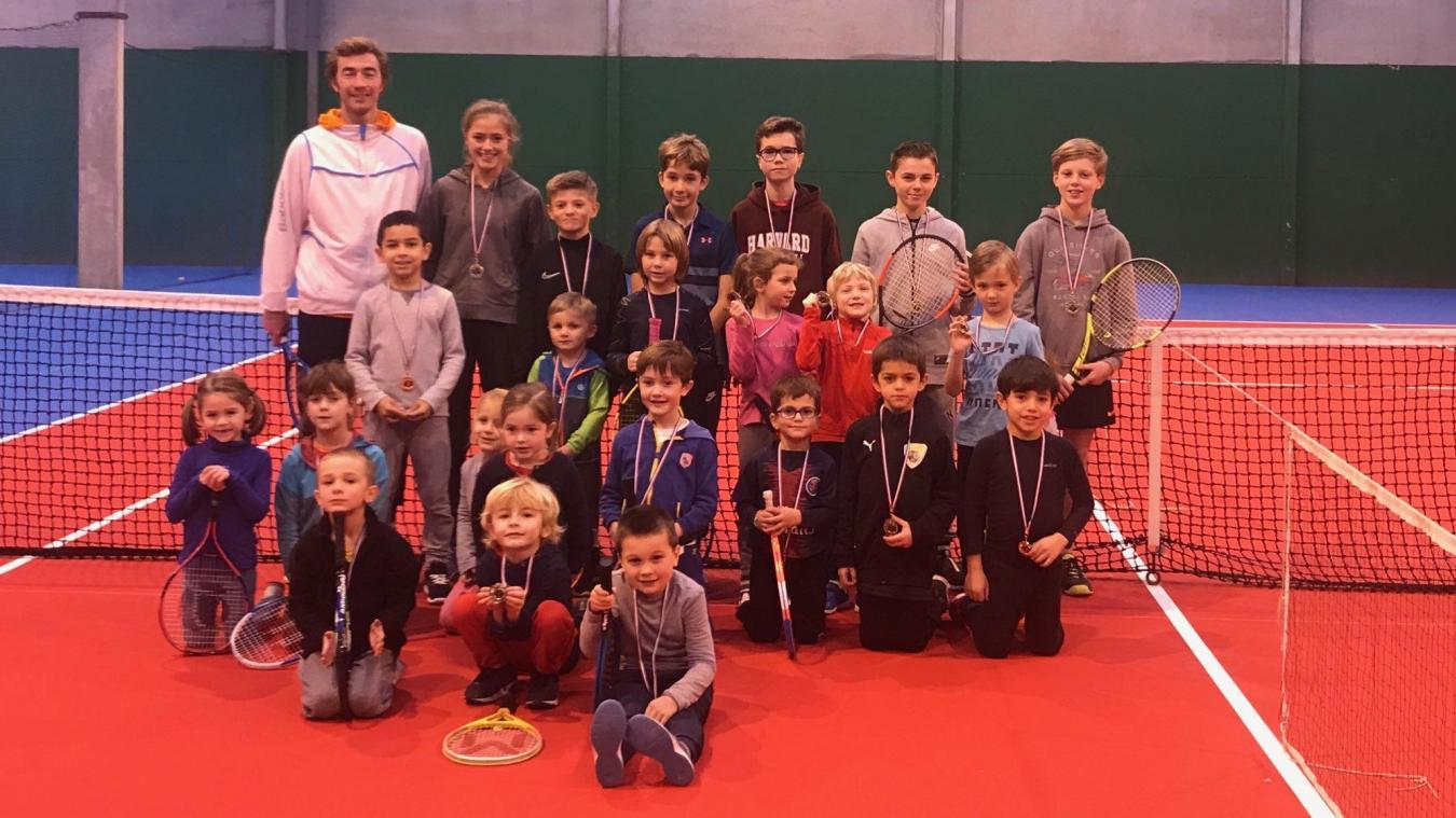 Le Blériot Tennis Club prépare la relève