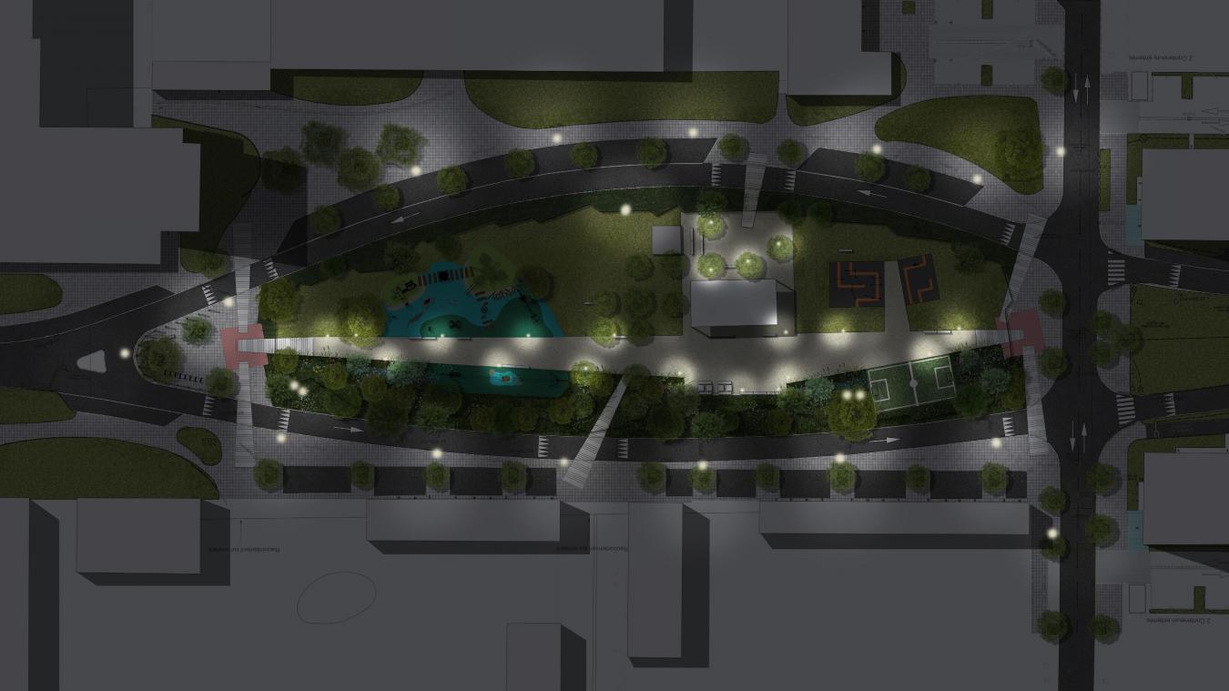 Béthune : la nouvelle aire de jeux du Mont-Liébaut
