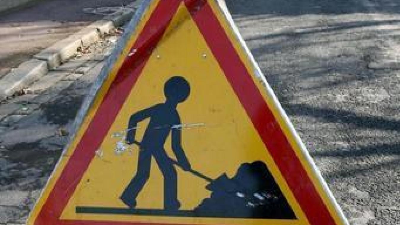 Attention aux travaux dans les rues de Grande-Synthe.