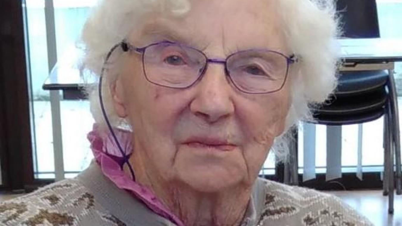 Thérèse Wibaut a été très active à Aire-sur-la-Lys durant un demi-siècle. Elle s'est rapprochée de la métropole lilloise au début des années 2000. Elle vient de passer le cap des 100 ans.