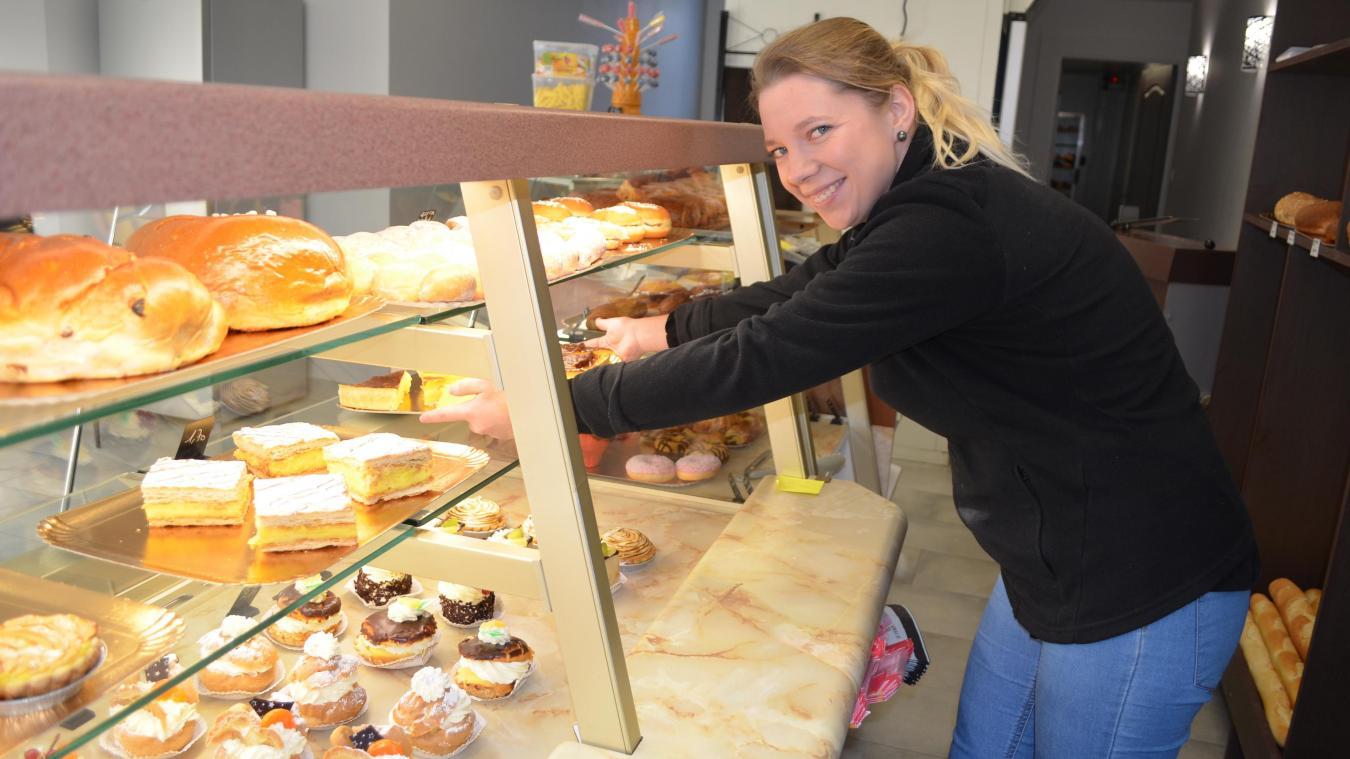 Olivia Lair a ouvert les Délices de Zélia le 6 février dernier.