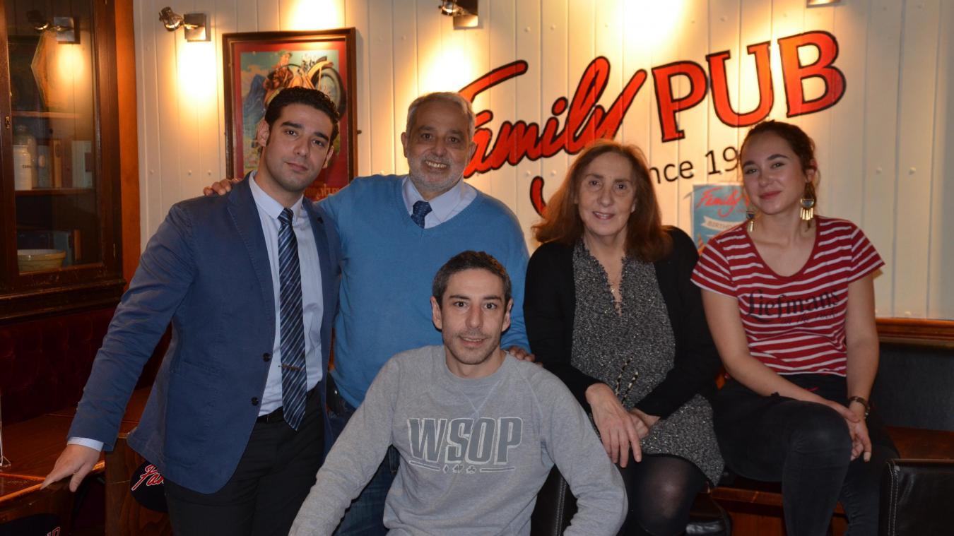 L'emblématique patron du Family Pub à Calais, Claude El Fassy, s'est éteint ce jeudi 27 février à l'âge de 65 ans.