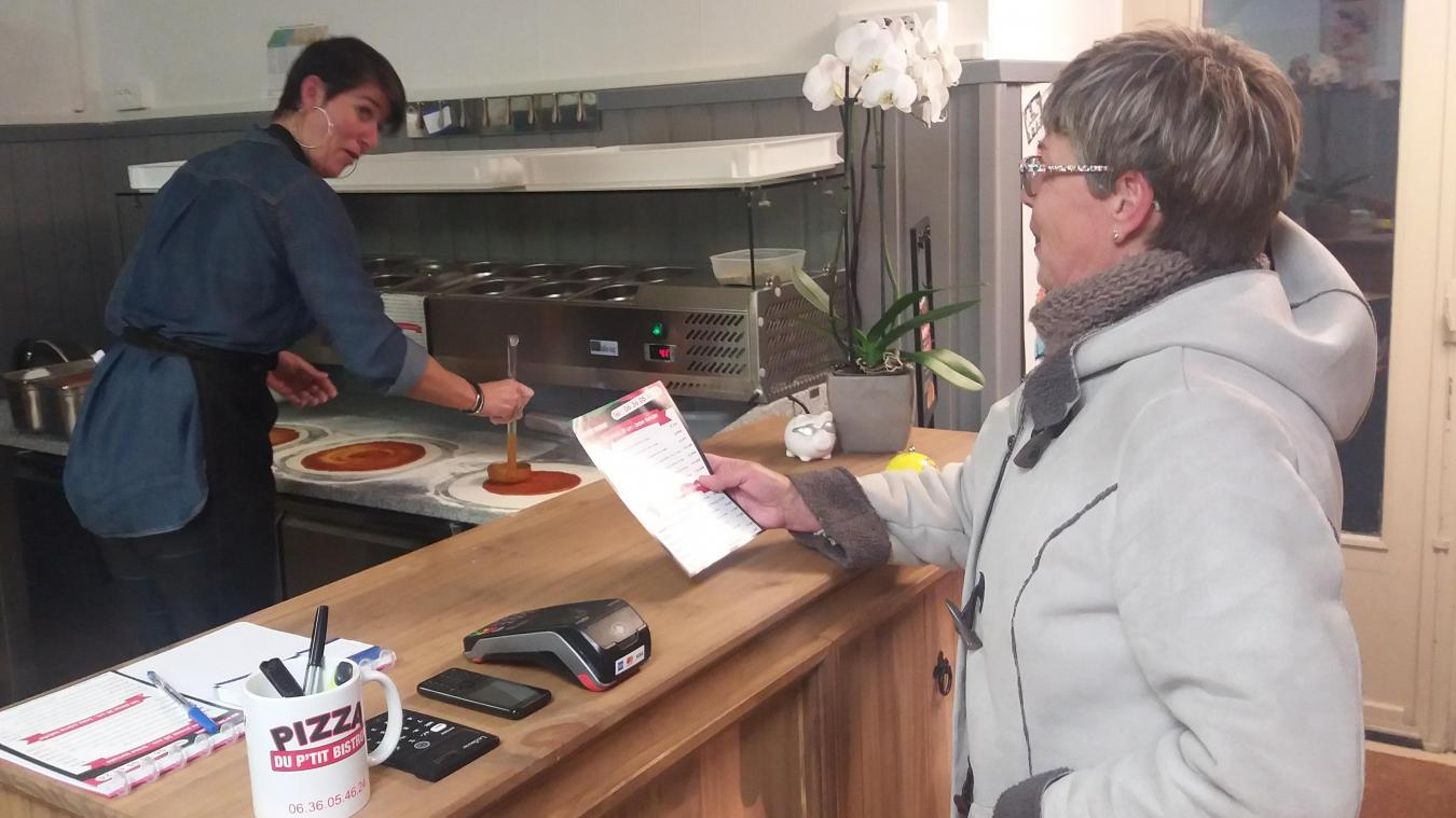 Stéphanie Harnouds continue l'ambition de la brasserie : produits frais et locaux !