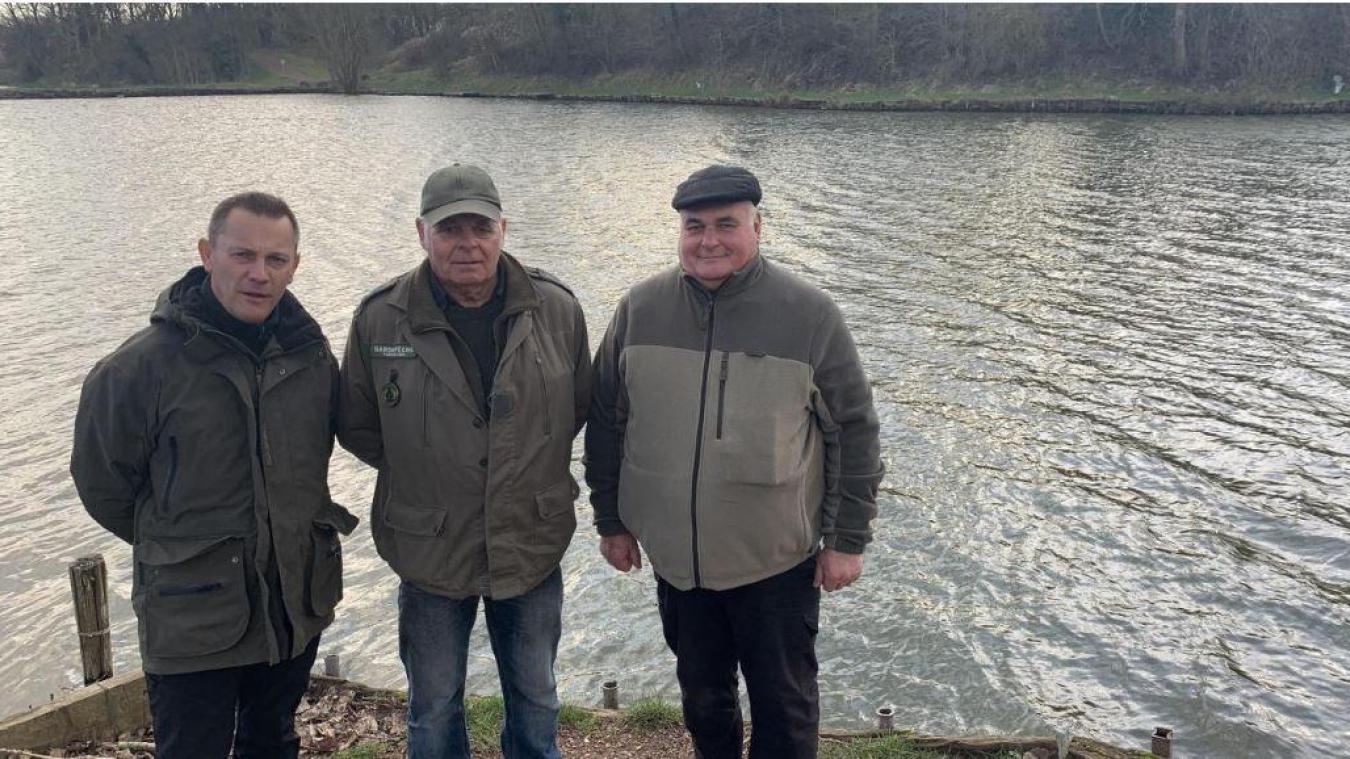 Calonne-Ricouart : La truite minière actualise son réglement
