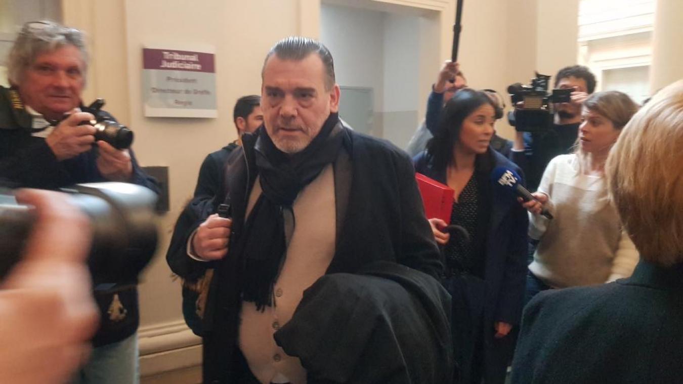 Saint-Omer: confusion au procès en appel de Rédoine Faïd