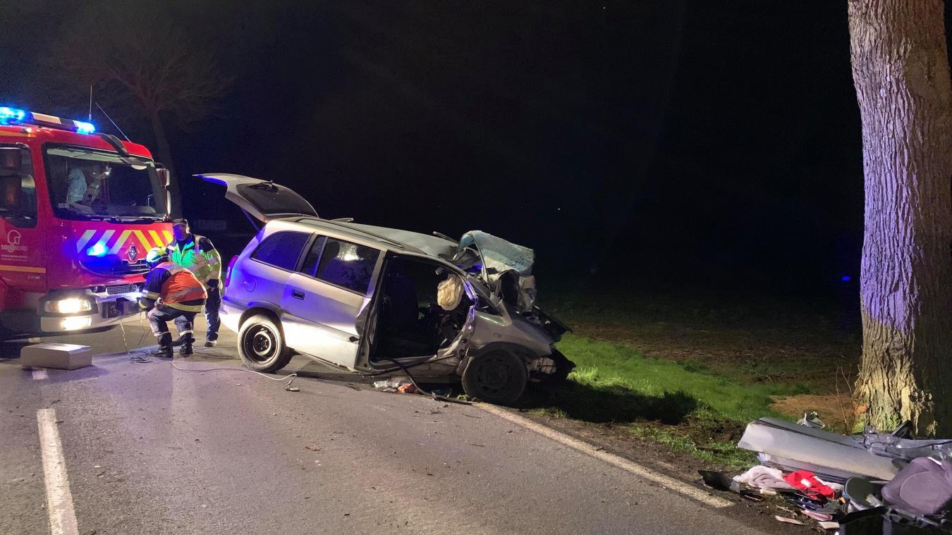 Hardifort: un jeune homme de 25 ans meurt dans un accident (vidéo)