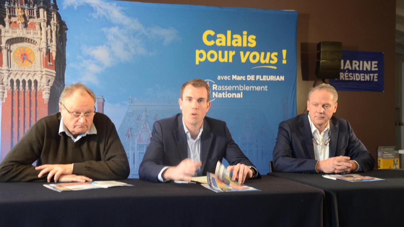 Migrants: le Rassemblement National veut créer un nouveau centre de rétention à 10 kilomètres de Calais