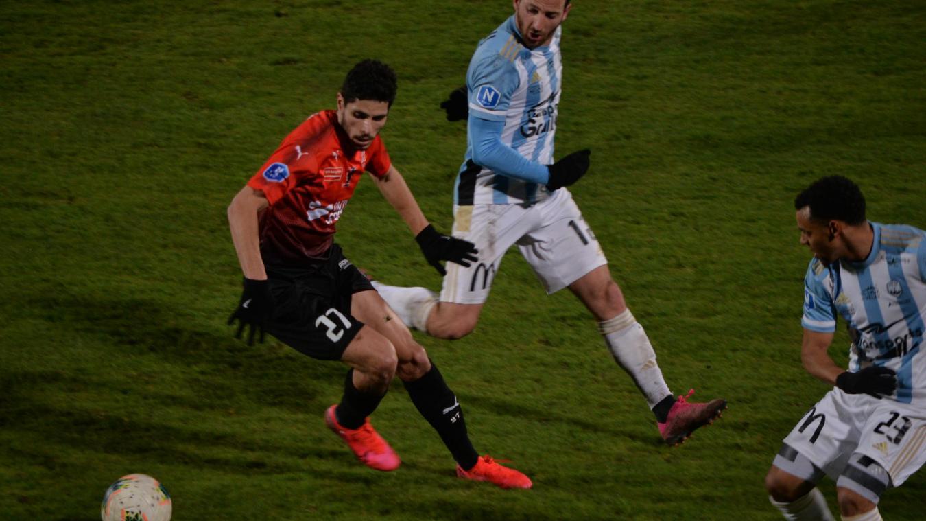 Les Boulonnais se sont imposés à domicile face au Le Puy (1-0) vendredi 21 février.