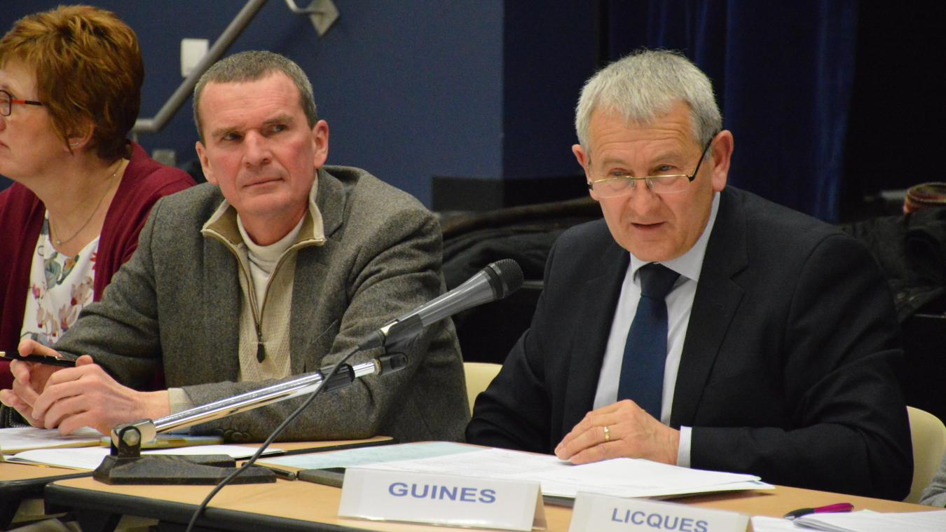 Ludovic Loquet succédera-t-il à Marc Médine comme président du Pays d'Opale ? Réponse d'ici quelques semaines...