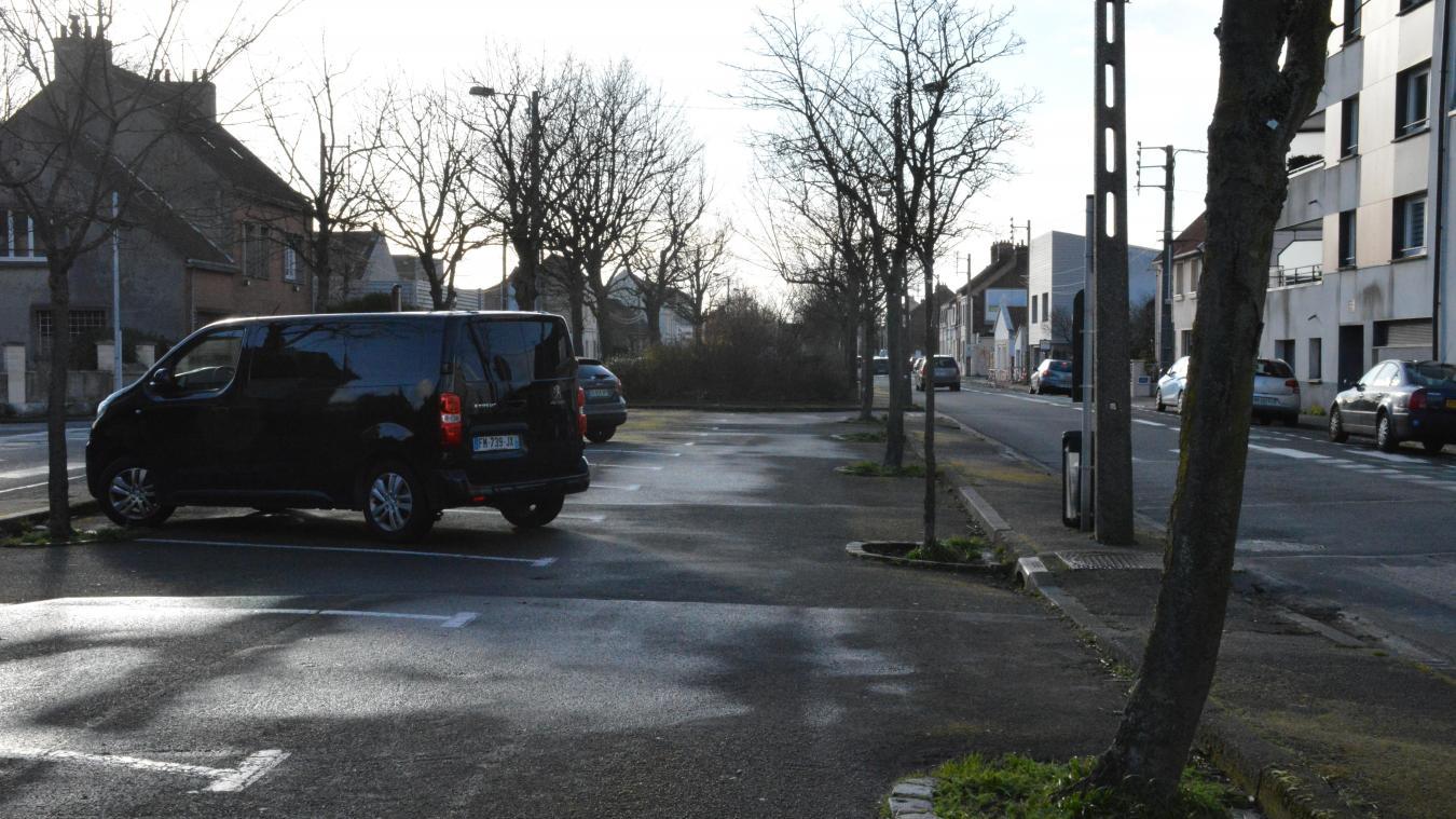 Bientôt une voie réservée aux bus avenue Blériot à Calais ?