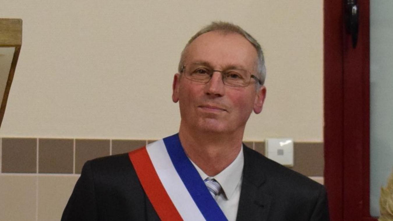 C'est à la cérémonie des vœux à la population que Grégoire Francke a annoncé qu'il était partant pour un nouveau mandat.