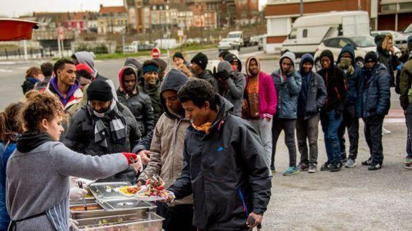 Migrants: Respirer Calais veut favoriser l'hébergement citoyen des demandeurs d'asile