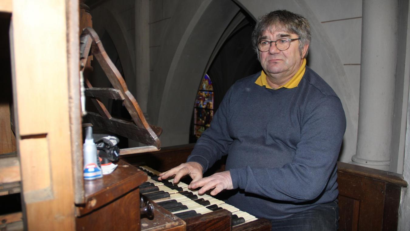 Bernard Cogez, ou le musicien derrière le facteur-avocat.